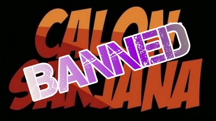 Calon Sarjana di Banned