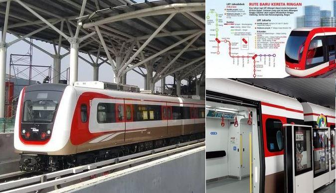 Tarif dan Rute LRT Jabodetabek dan Cara Membeli Tiketnya Tarif dan Rute LRT Jabodetabek…