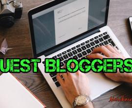 Guest Post untuk Guest Blogger