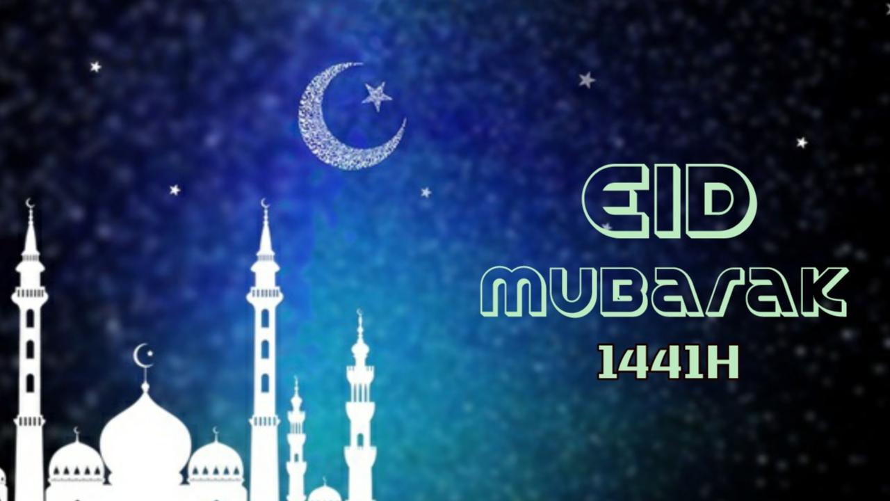 Kumpulan Kartu Ucapan Selamat Hari Raya Idul Fitri 12