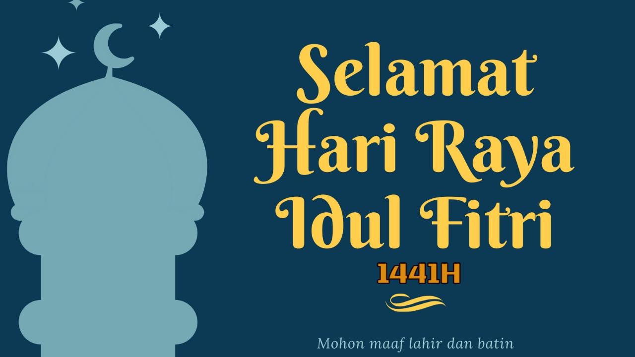 Kumpulan Kartu Ucapan Selamat Hari Raya Idul Fitri 15