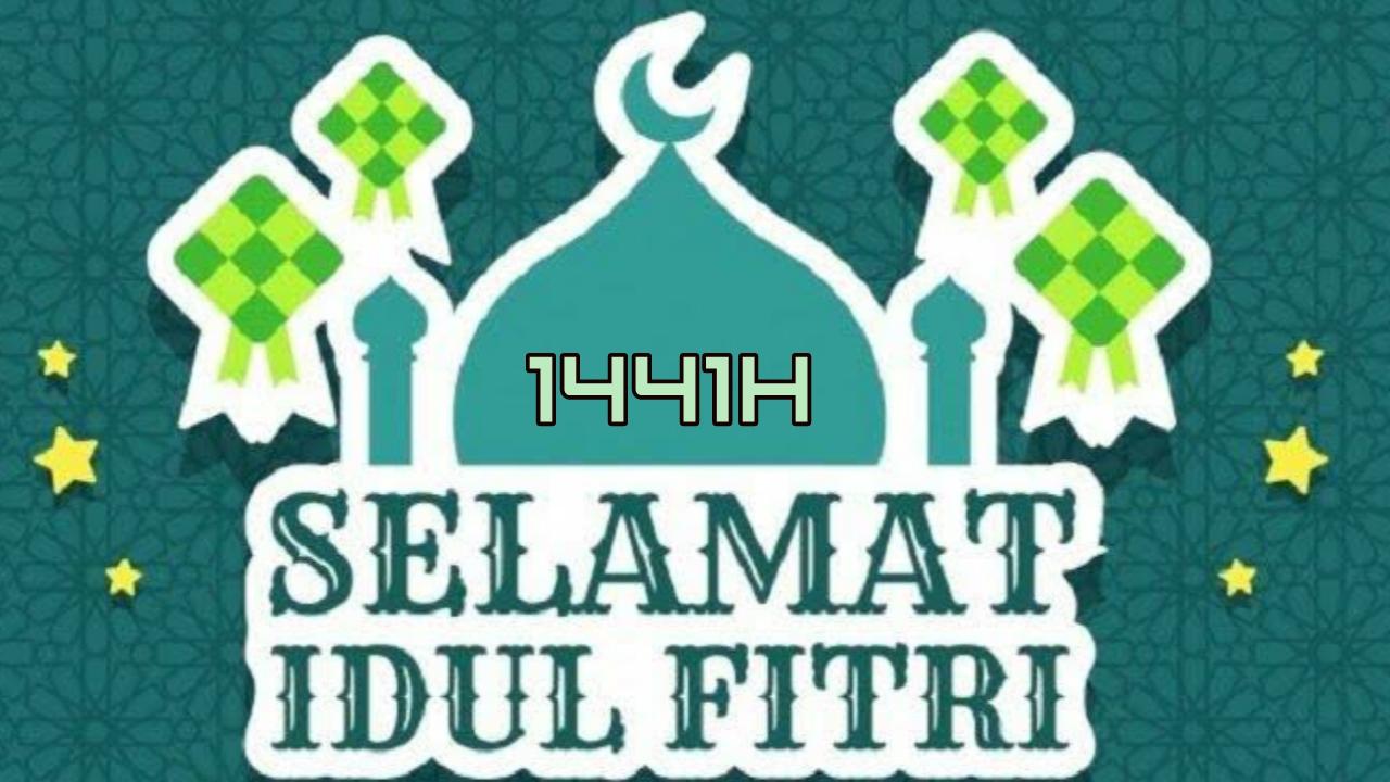 Kumpulan Kartu Ucapan Selamat Hari Raya Idul Fitri 4