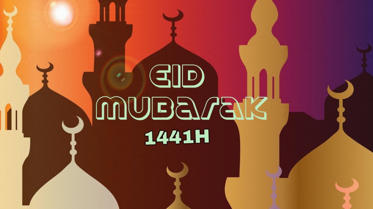 Kumpulan Kartu Ucapan Selamat Hari Raya Idul Fitri 6