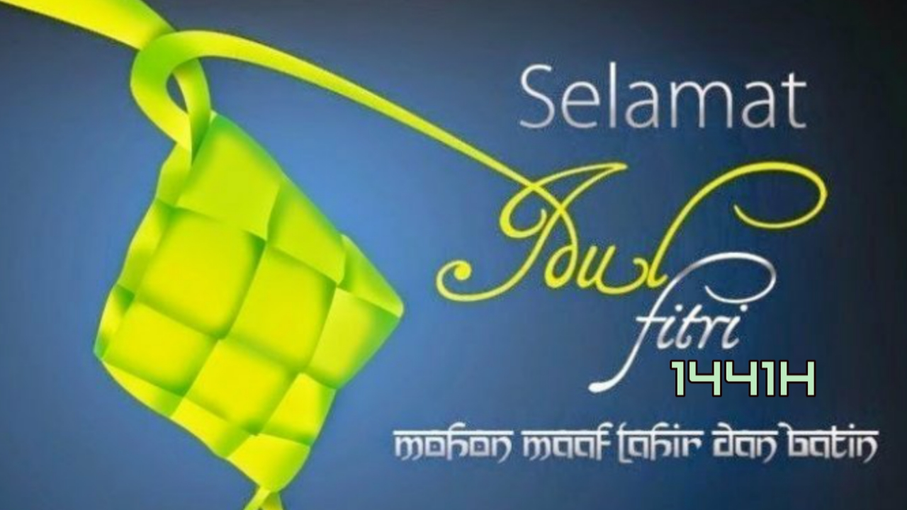 Kumpulan Kartu Ucapan Selamat Hari Raya Idul Fitri 7