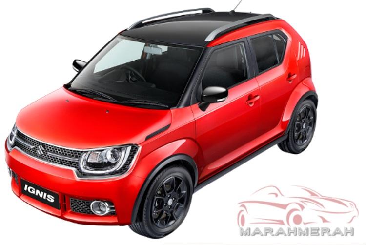 Suzuki Ignis Rp 157 juta