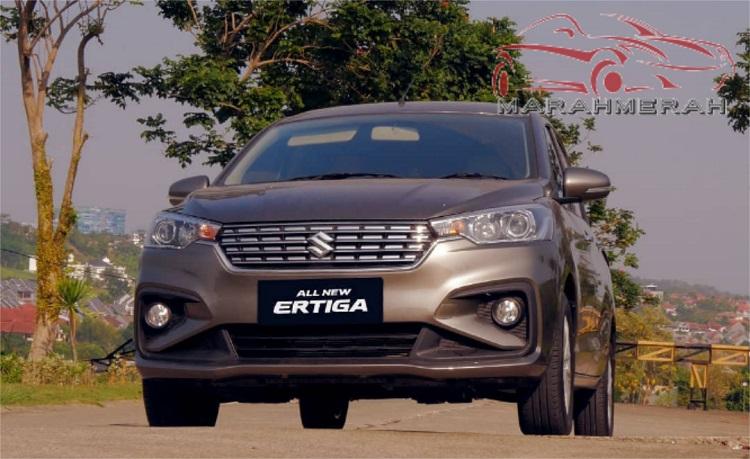 Suzuki Ertiga Rp 198 juta