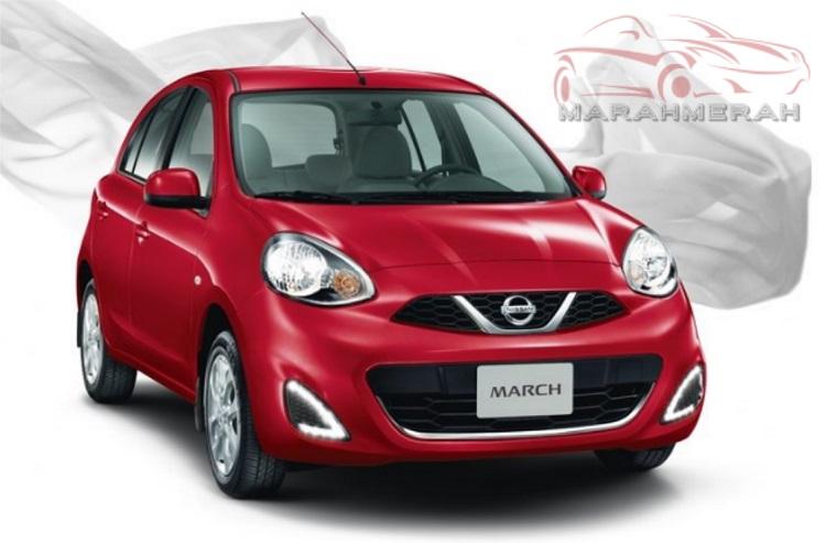 Nissan March Rp 185 juta
