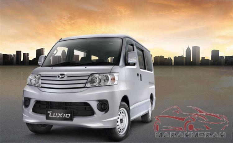 Daihatsu Luxio Rp 189 juta